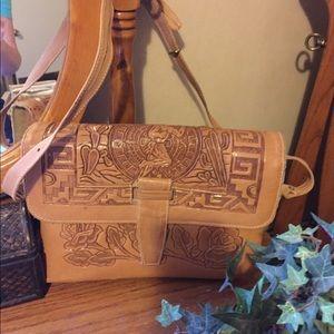 Handbags - NWOT Vintage Genuine Leather Purse